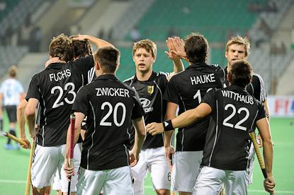Alemania, defensor del título (Foto: FIH/Stanislas Brochier)